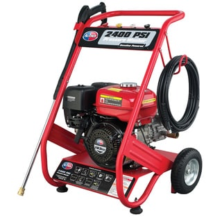 2400 PSI Gas-powered Pressure Washer