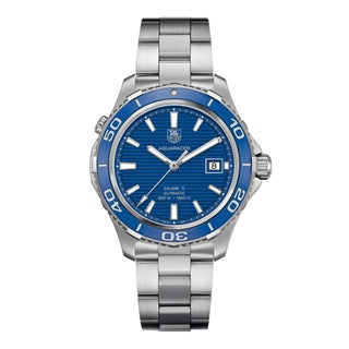 TAG Heuer Men's 'Aquaracer' Stainless Steel Automatic Watch