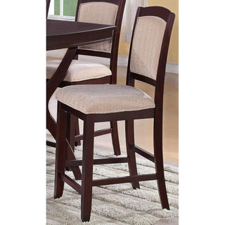 Basilic Casual Counter Stools (Set of 2)
