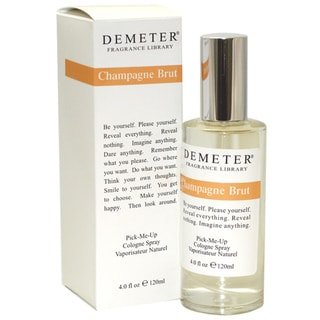 Demeter Champagne Brut Women's 4-ounce Cologne Spray