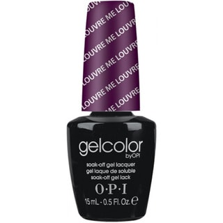 OPI GelColor Louvre Me Louvre Me Not Soak-Off Gel Lacquer