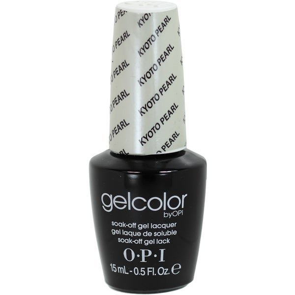 OPI GelColor Kyoto Pearl Soak-Off Gel Lacquer