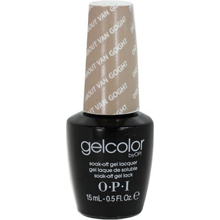 OPI Gelcolor Did You Ear About Van Gogh Soak-Off Gel Lacquer