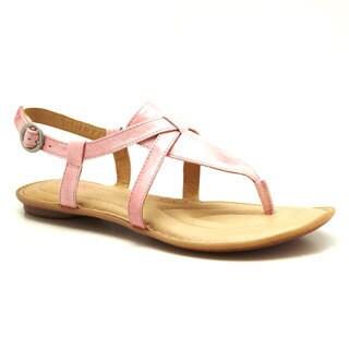 Born Crown Aberlin Flat Thong Sandal