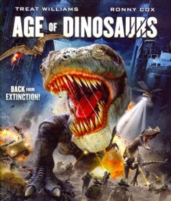 Age Of The Dinosaurs (Blu-ray Disc)