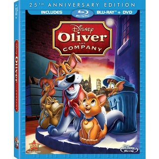 Oliver & Company (25th Anniversary Edition) (Blu-ray Disc)