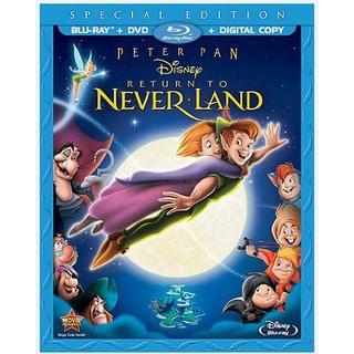 Peter Pan Return To Neverland (Special Edition) (Blu-ray/DVD)