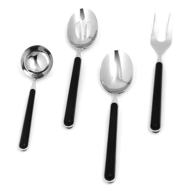 Elite Black Hostess Set