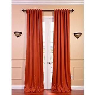 Blaze Blackout Curtain Thermal Panel Pair