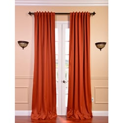 Blaze Blackout Curtain Thermal Panel Pair