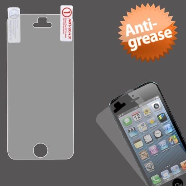 INSTEN Anti-grease LCD Screen Protector for Apple iPhone 5
