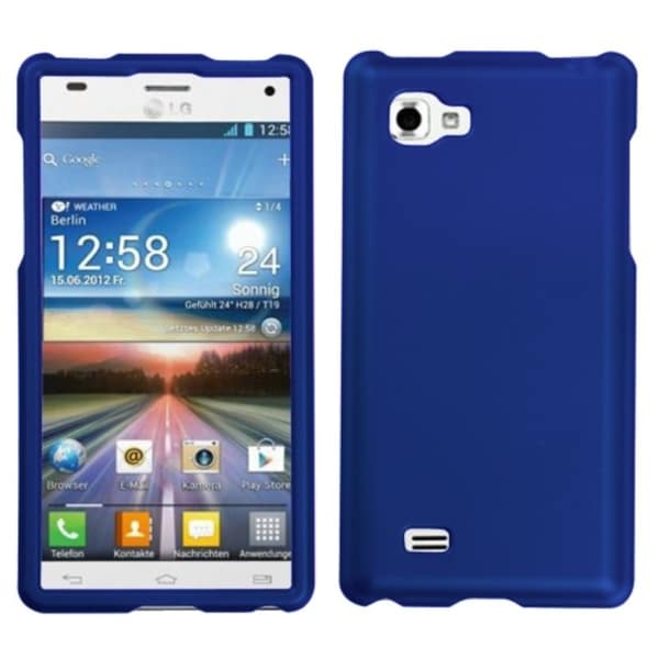 INSTEN Phone Case Cover for LG P880 Optimus 4X HD