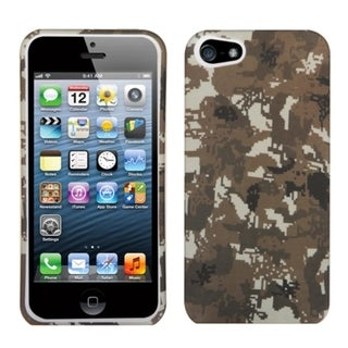 BasAcc Lizzo Digital Camo/ Yellow Hard Case for Apple iPhone