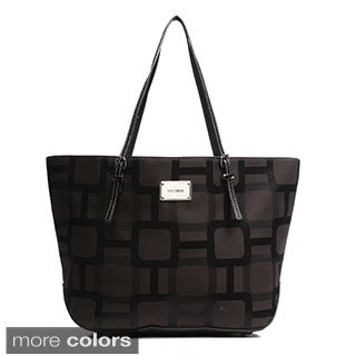 Nine West 'Super Signs It Girl' Large Tote Bag