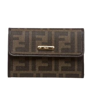 Fendi 'Zucca' Bi-fold Wallet