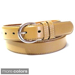 Women's Genuine Leather Dress Belt