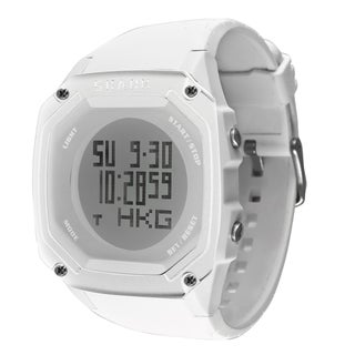 Freestyle Men's 'Shark Touch' White Digital Watch
