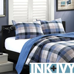 Ink and Ivy Maddox 3-piece Quilt Set