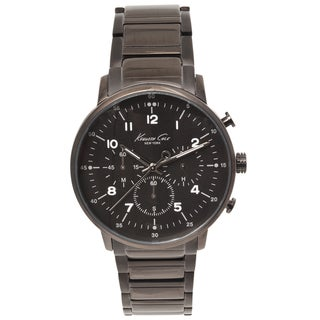 Kenneth Cole New York Men's Black Chronograph Watch