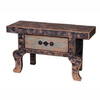 nuLOOM Euro 1 Drawer Side Table