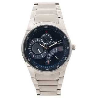 Kenneth Cole New York Men's Blue Dial Analog Watch
