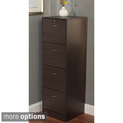 Wilson Filing 4-drawer Cabinet