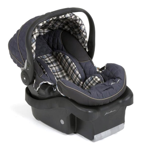 Eddie Bauer SureFit Infant Car Seat in Colfax