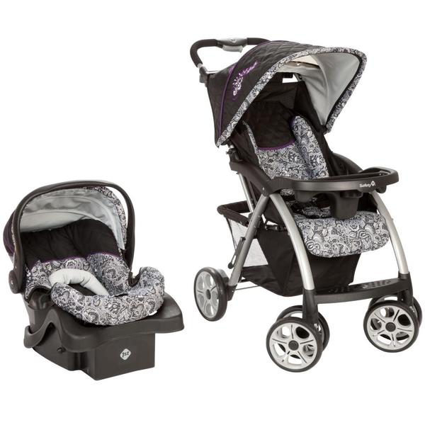 Safety 1st Rendezvous Travel System in Capri