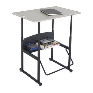 Safco AlphaBetter Desk 36 x 24 Standard Top