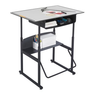 Safco AlphaBetter Desk 36 x 24 Premium Top