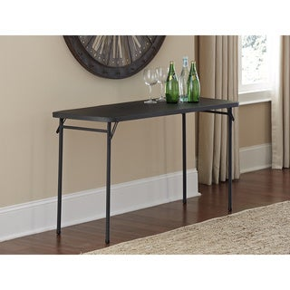 Cosco 20x48 ABS Top Folding Table