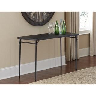 Cosco 20x48 ABS Top Folding Table