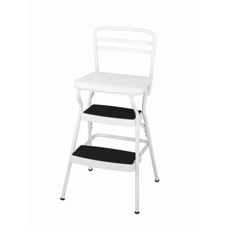 Cosco Retro Counter Lift Up Chair / Step Stool