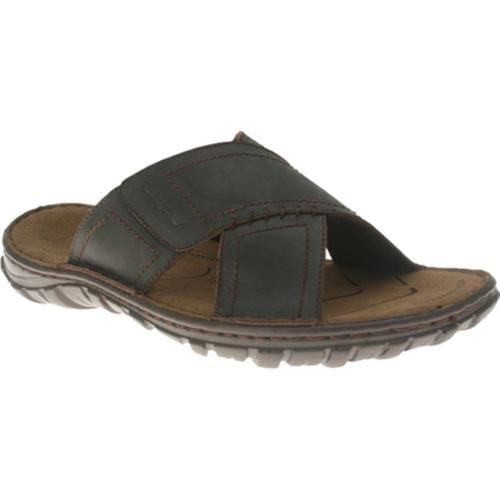 Men's Spring Step Gardener Brown Leather