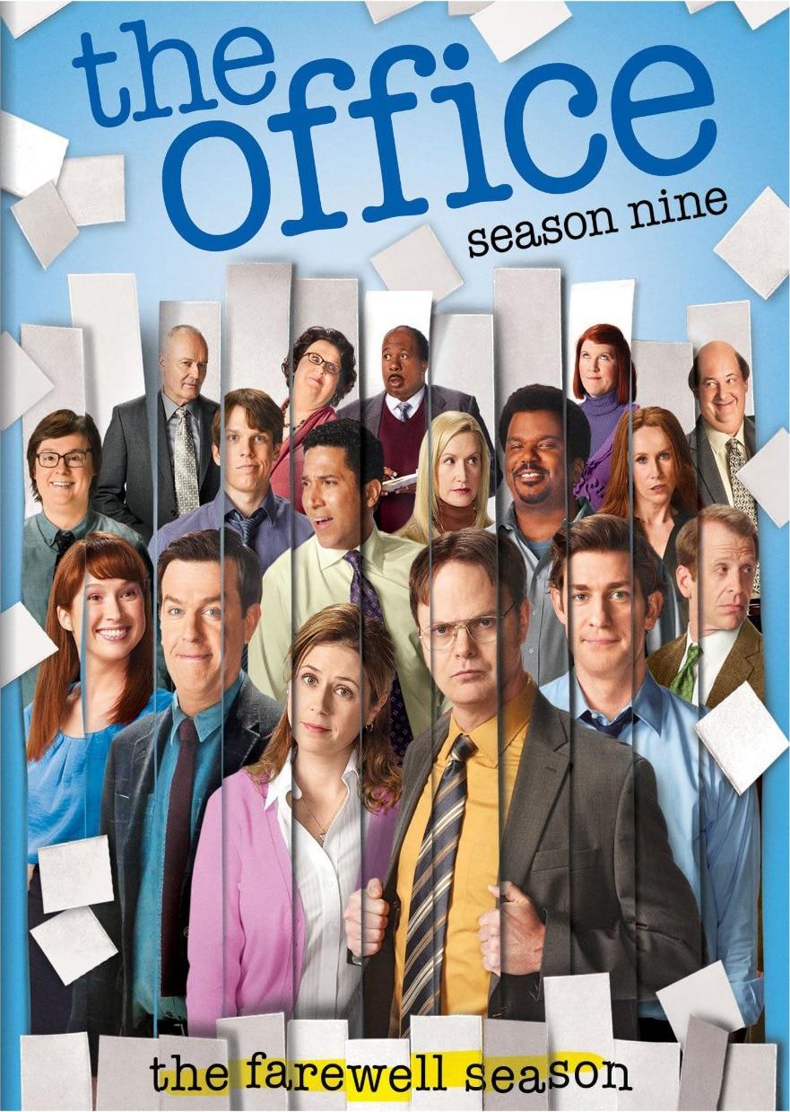 The Office: Season Nine (DVD)