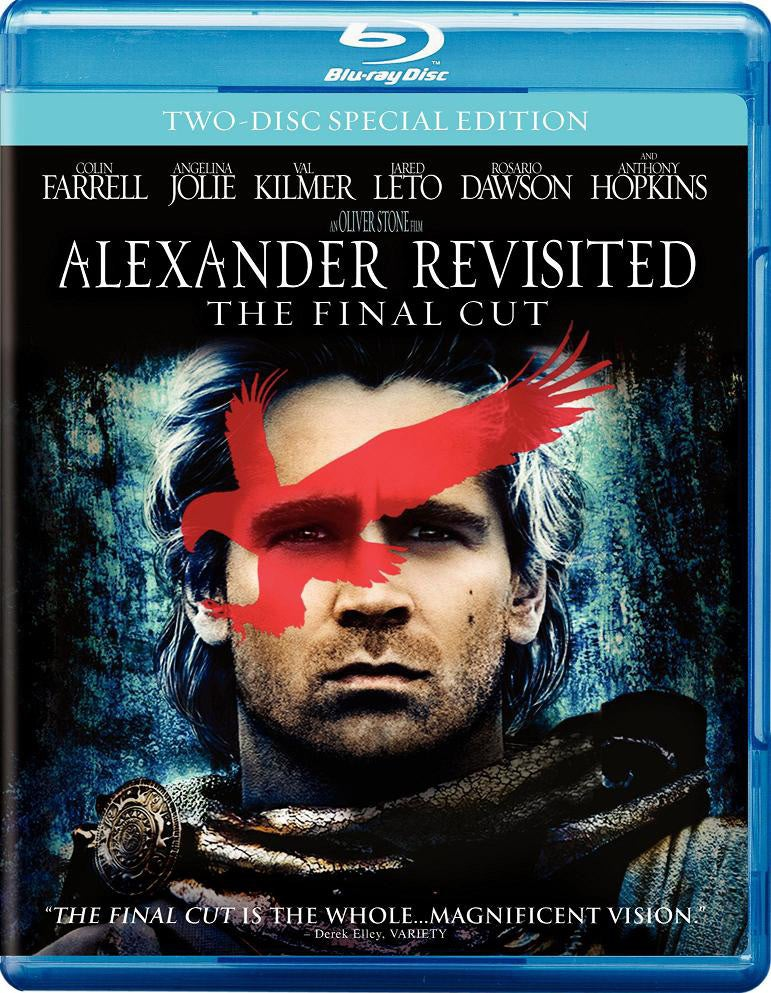 Alexander: Revisited (Blu-ray Disc)