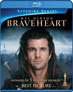 Braveheart - Sapphire Series (Blu-ray Disc)