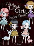 Little Lost Girls Paper Dolls (Paperback)