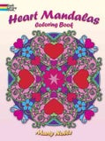 Heart Mandalas Coloring Book (Paperback)