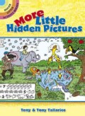 More Little Hidden Pictures (Paperback)