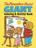 The Berenstain Bears' Giant Coloring & Activity Book (Paperback)