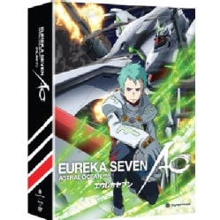 Eureka Seven: AO: Part 1 (Limited Edition) (Blu-ray Disc)