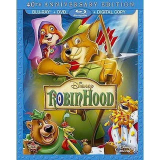 Robin Hood (40th Anniversary Edition) (Blu-ray Disc) 11169774
