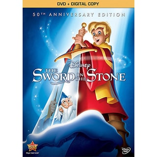 The Sword In The Stone (50th Anniversary Edition) (DVD) 11169779
