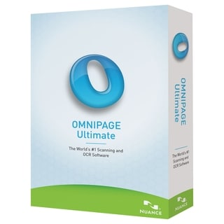 Nuance OmniPage Ultimate - Complete Product - 1 User