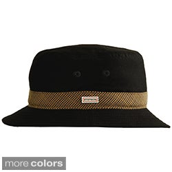 Stetson Men's Microfiber Bucket Hat