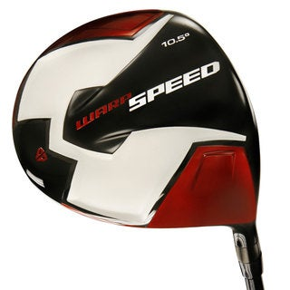 Power Play Warp Speed Titanium Driver