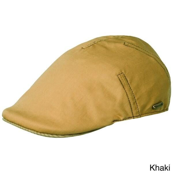Stetson Men's Natural Linen Blend Ivy Hat