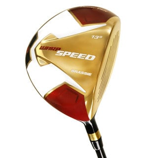 Power Play Warp Speed Brassie Fairway Wood