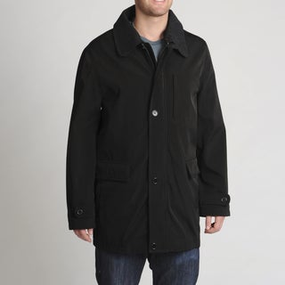 Pier 91 Men's Vespa Bonded Microfiber Car Coat